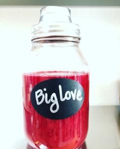 A delicious Big Love Juice. Photo courtesy: Big Love Juice.
