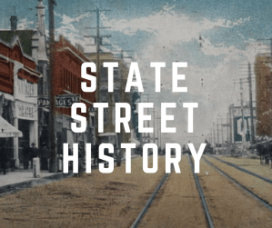 State Street History Tour @ Outside Market Depot Square