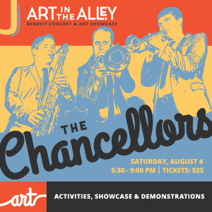 Art in the Alley: Outdoor Concert and Studio Showcase @ Jansen Art Center | Lynden | Washington | United States