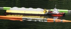 Pacific NW R/C Tugboat regatta @ Whatcom Falls Park, Derby pond   Bellingham   Washington   United States