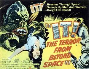 """""""It! The Terror from Beyond Space"""" Screening @ Pickford Film Center 