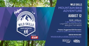 SheJumps Wild Skills Mountain Bike Adventure: Bellingham @ Lake Padden Park   Bellingham   Washington   United States