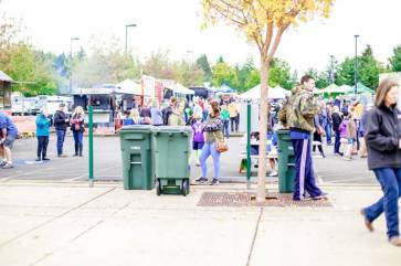 All proceeds from the Food Truck Round Up will go to the Bellingham Food Bank. Photo courtesy: Industrial Credit Union.