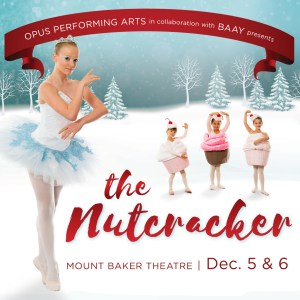 The Nutcracker @ Mount Baker Theatre | Bellingham | Washington | United States