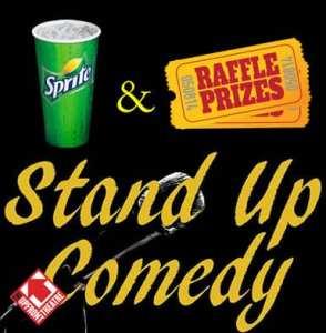 Sprite Night Comedy @ The Upfront Theatre
