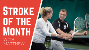 Stroke of the Month: Ferocious Forehand @ Bellingham Training & Tennis Club