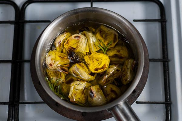 grilled artichokes-0082