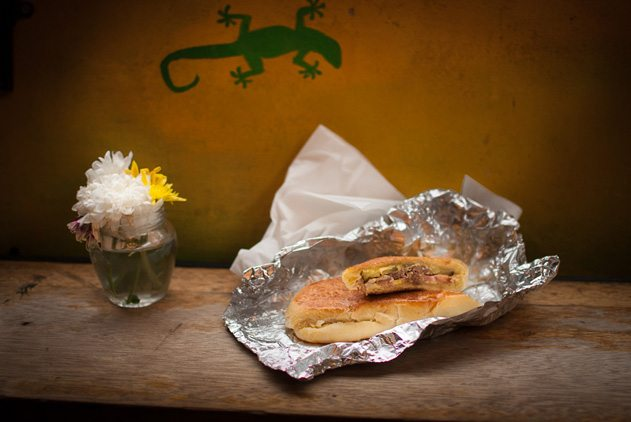 The real McCoy – a Cuban sandwich