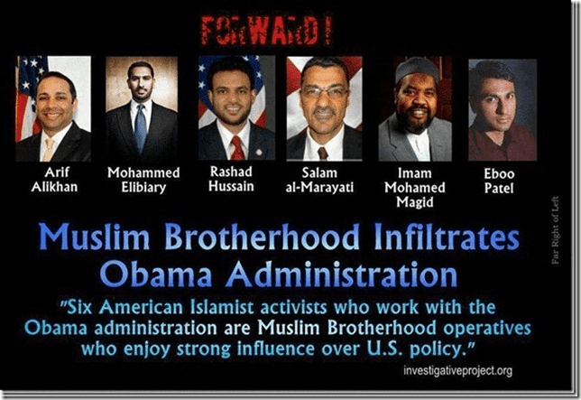 Image result for pics of obama and brotherhood