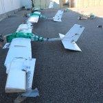 La inteligencia rusa vislumbra un intento de asesinato de Trump por medio de drones (probados en Siria)