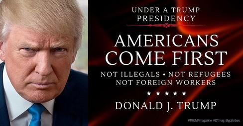 Image result for donald trump philosophy