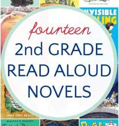 Charming 2nd Grade Read Aloud Books [ 1290 x 680 Pixel ]