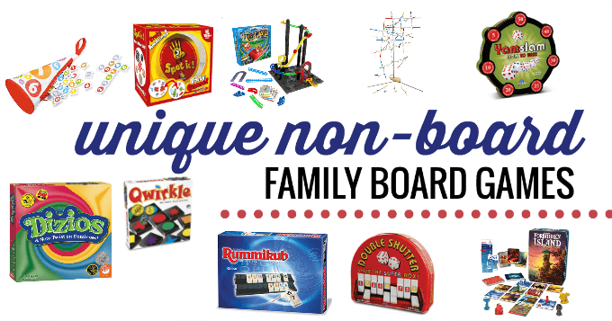 best nonboard board games