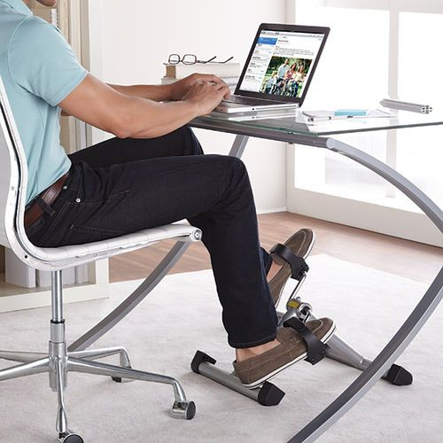 Under Desk Bikes Ellipticals  Exercise Peddlers  2019 Guide  Reviews