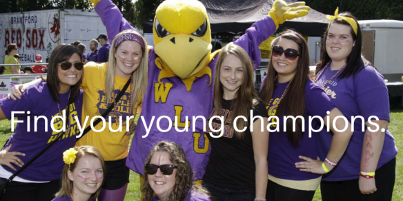 Find your young champions.