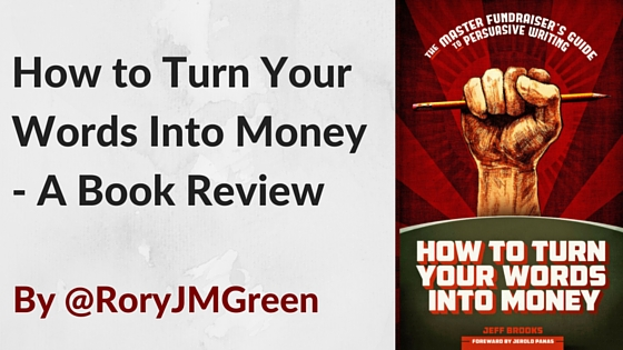 How to Turn Your Words Into Money - A Book Review (1)
