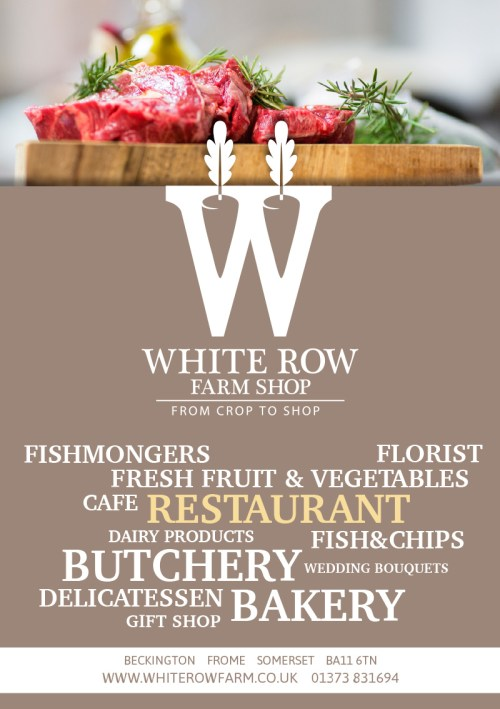 small resolution of this is a flyer design i did for white row farm shop