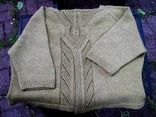 Test sweater