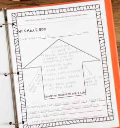 Goal Setting \u0026 Data Portfolio for Elementary Students [ 1128 x 735 Pixel ]