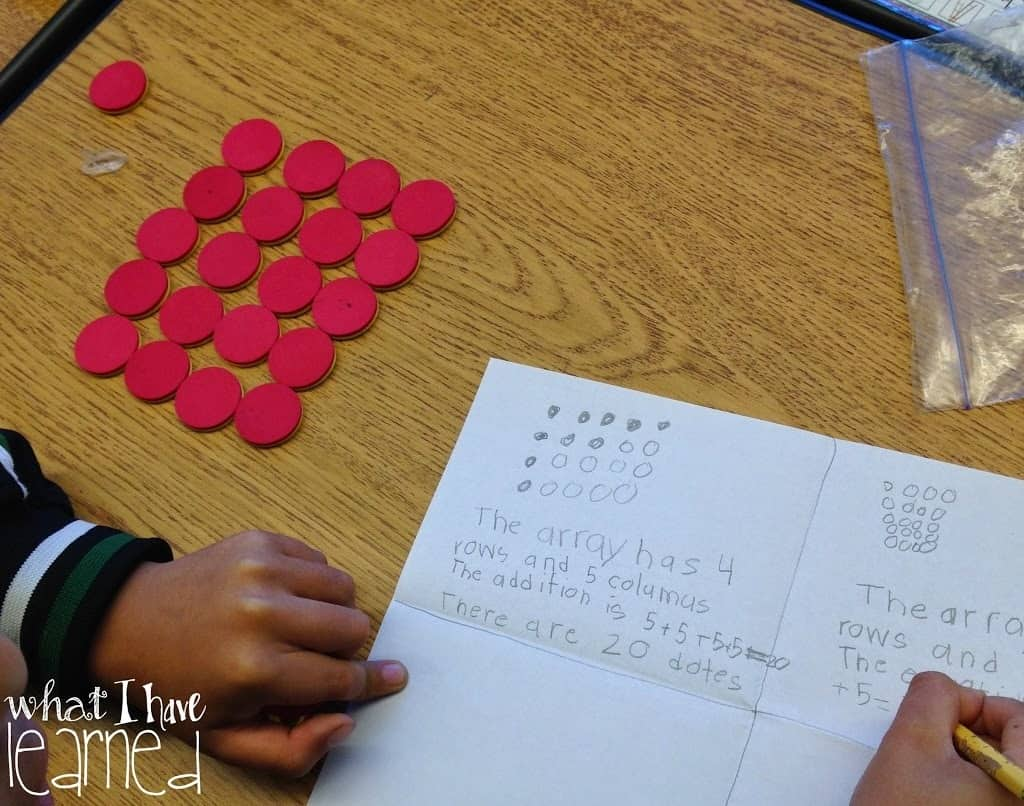 Our Foray Into Multiplication