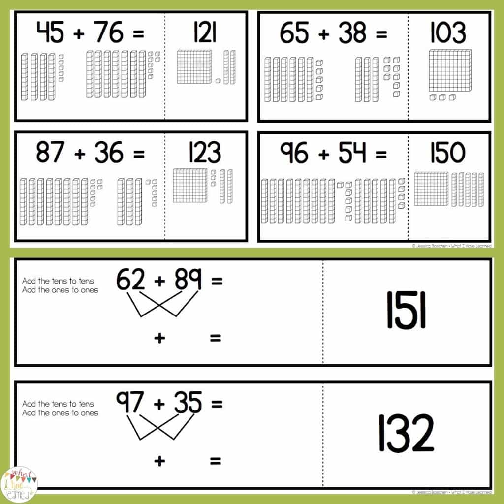 Two Digit Addition Assessments Activities Amp Games