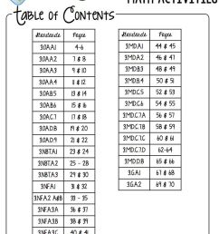 Cut and Paste Math Activities for Third Grade BUNDLE [ 1024 x 768 Pixel ]