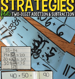 Models \u0026 Strategies for Two-Digit Addition \u0026 Subtraction [ 1128 x 735 Pixel ]