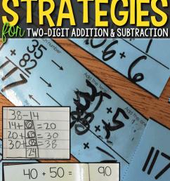 Models \u0026 Strategies for Two-Digit Addition \u0026 Subtraction [ 1128 x 735 Pixel ]