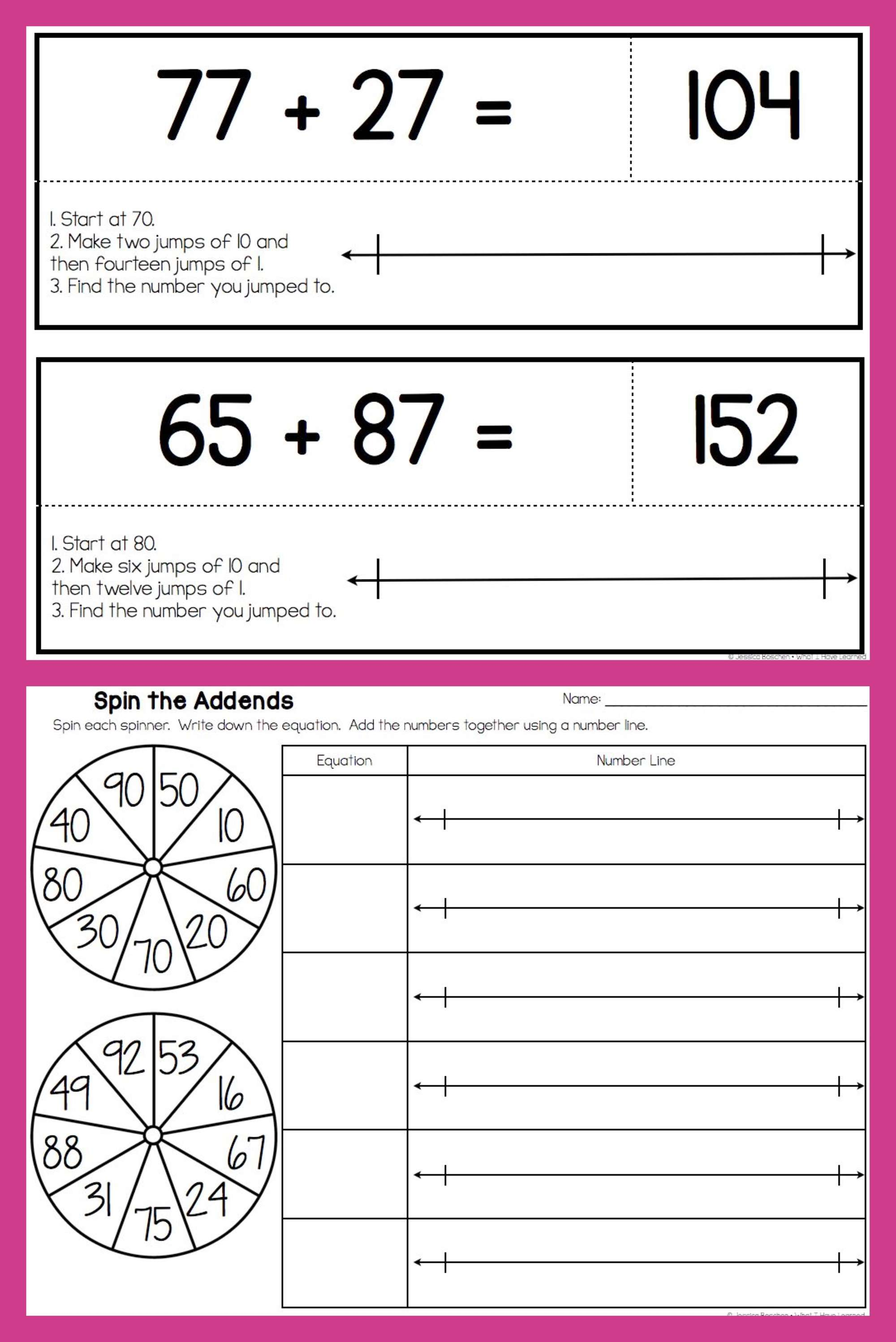 Two Digit Addition Task Cards Assessments Activities Amp Games What I Have Learned
