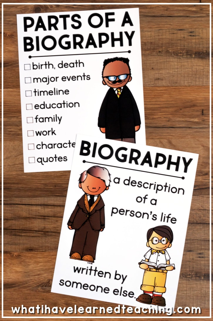 hight resolution of Biography Report for ANY Person