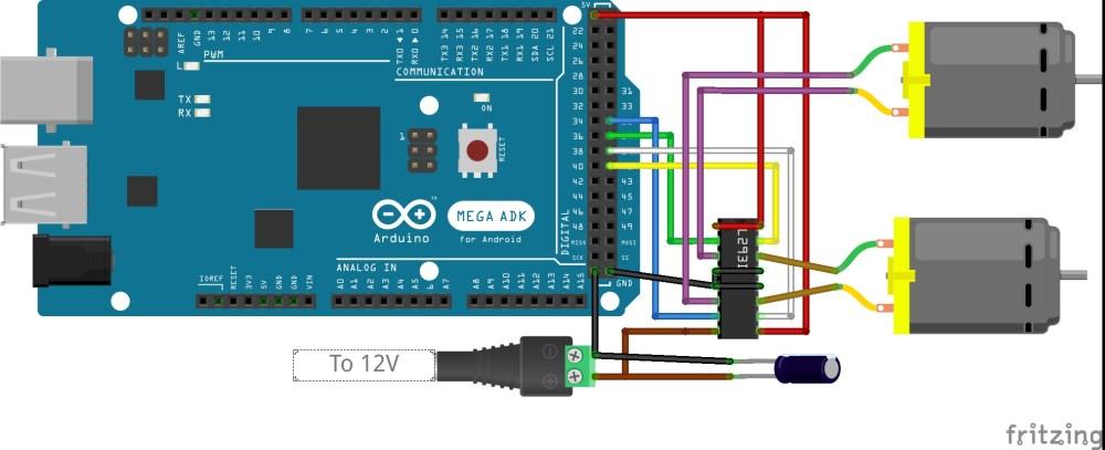 medium resolution of scorbot arduino one driver fritzing sketch