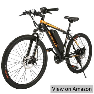 ANCHEER 2019 New Electric Mountain Bike