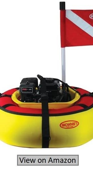 Brownie's Third Lung F285BE Scuba Diving Hookah System