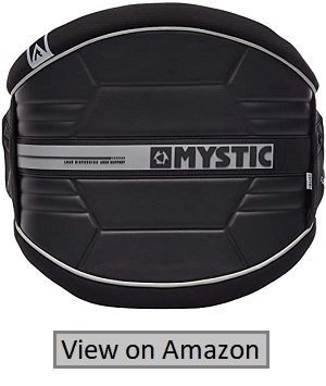 Mystic Arch Flexshell Windsurf Waist Harness Black 190112