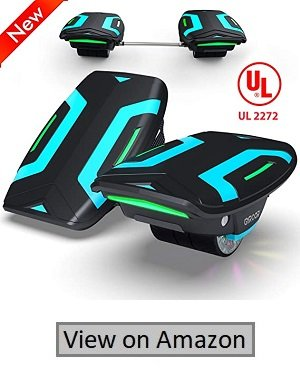 Magic hover Hoverboard Self Balance hoverboards Roller Skate Hover Board,300W Dual Motor Hoverboard for Kids and Adults, Hovershoes Drift X1,3.5