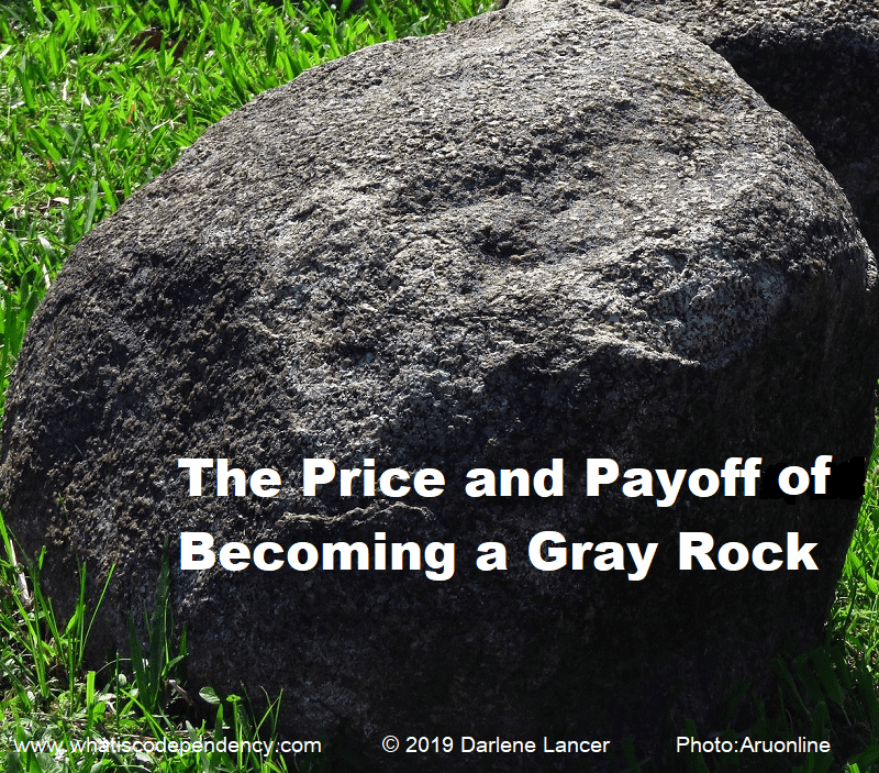 Pros and Cons of a Gray Rock Strategy with Narcissists and ...
