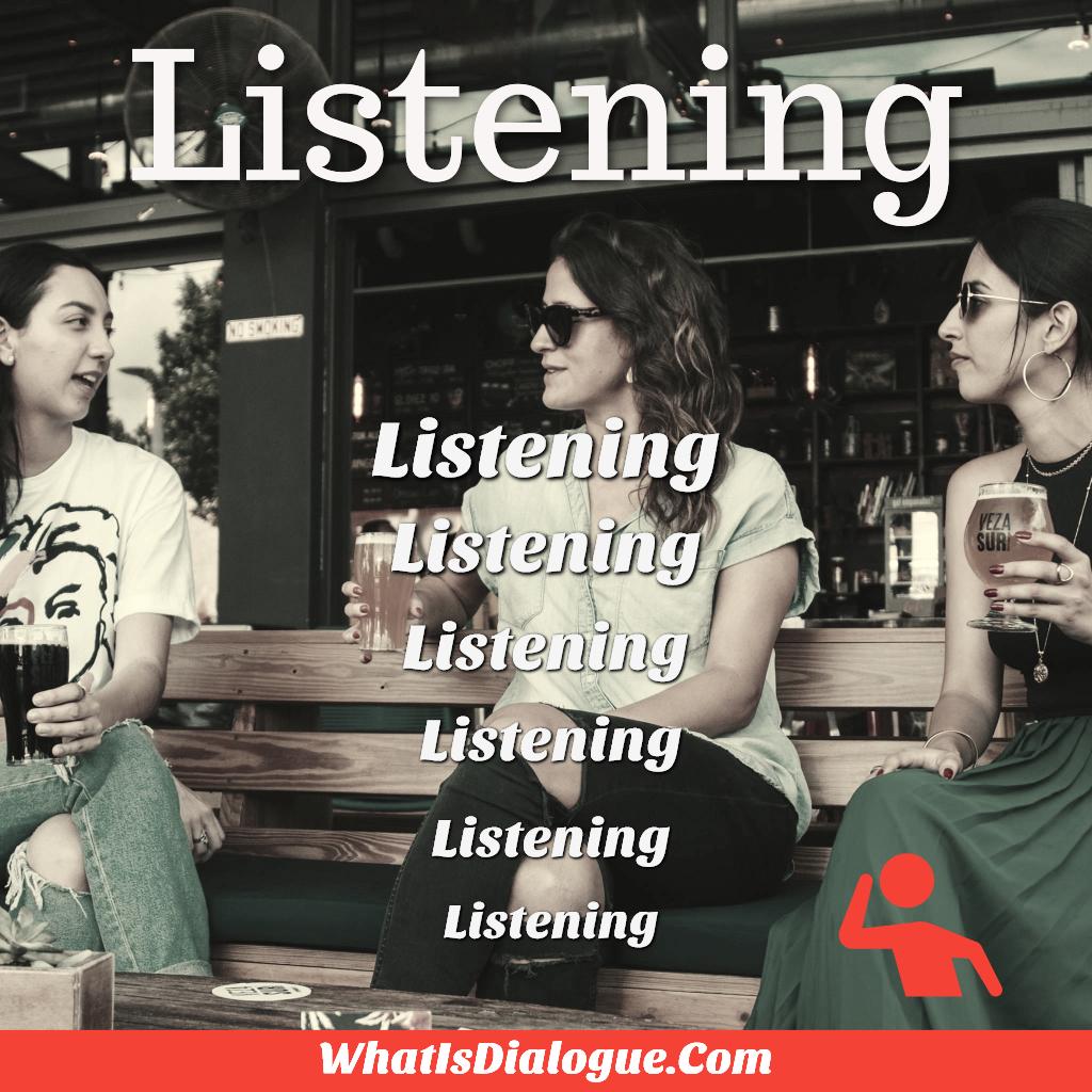 listening listening