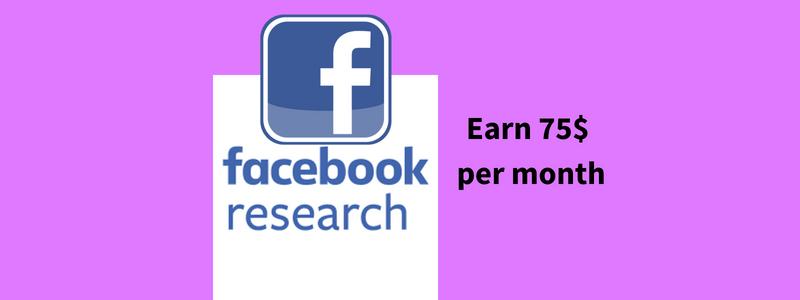 Earn 75$ per month