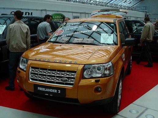 Land Rover Freelander 2 ED4 150 S 4x2
