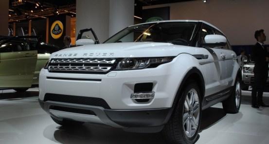 Range Rover Evoque 2.2 SD4 4WD