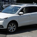 Best 2014 Luxury SUVs With 3 Rows