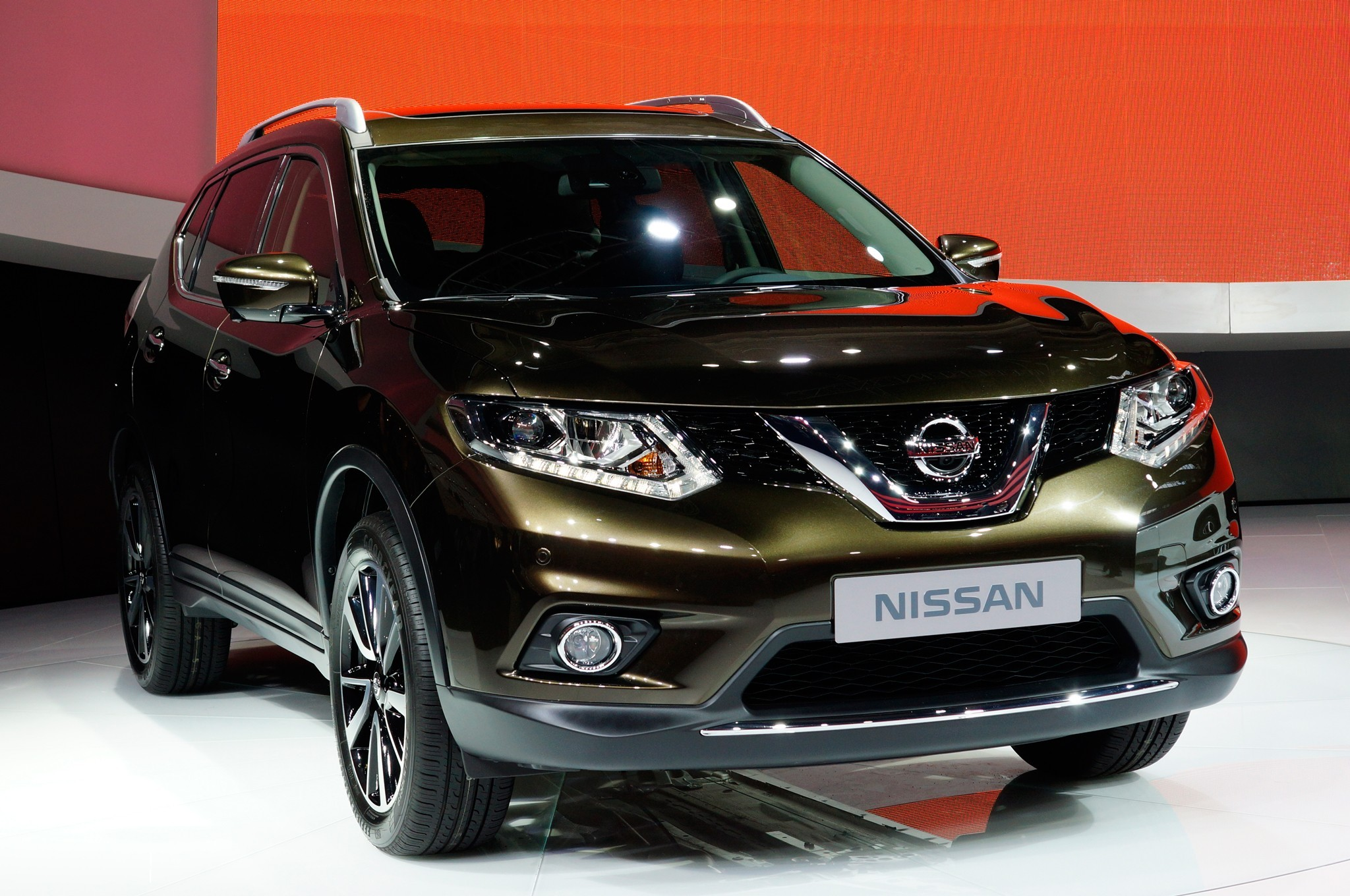Nissan Rogue SL 2014 Review