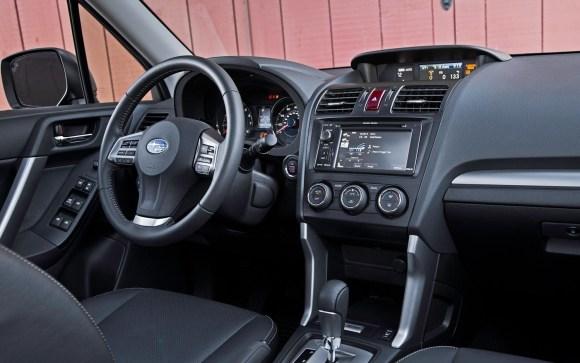 Subaru Forester 2014 2.0 XT Premium interior
