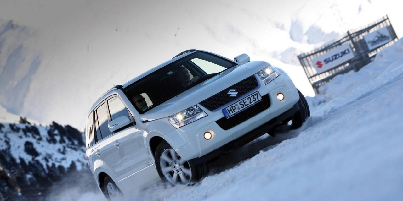 Suzuki Grand Vitara Urban Navigator Review