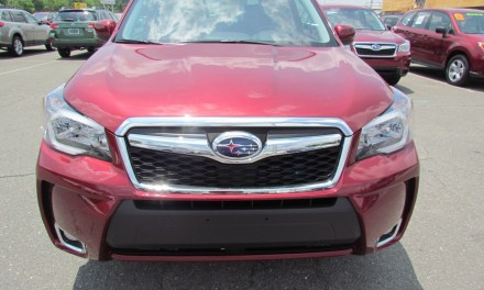 Subaru Forester 2015 2.0 XT Touring Review