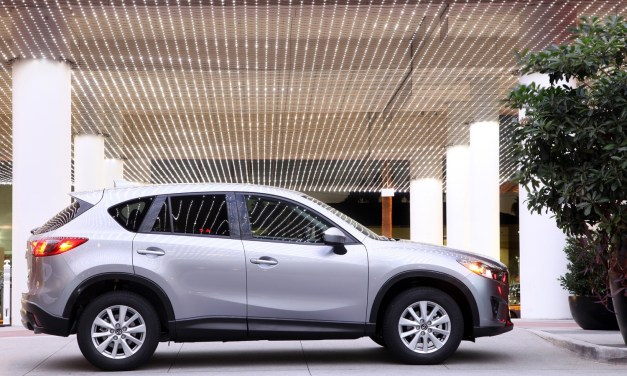 2014 Honda CR-V vs 2014 Mazda CX-5
