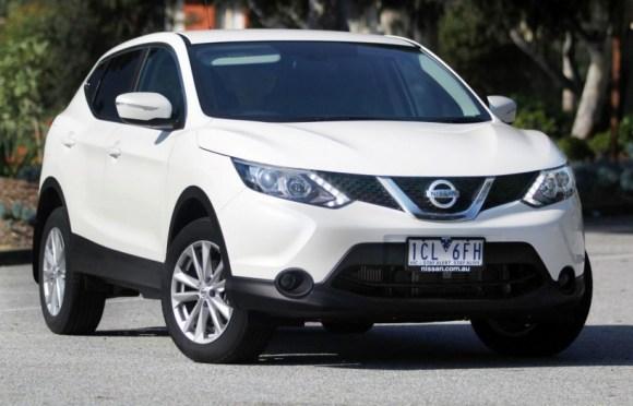 2014 Nissan Qashqai TS 2