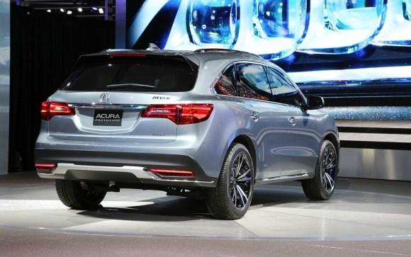 Acura MDX 2014 2