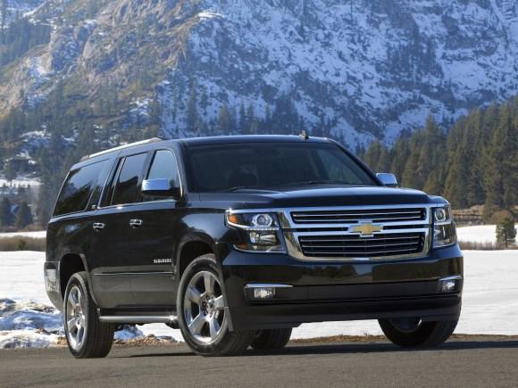Chevrolet Suburban 2014 2