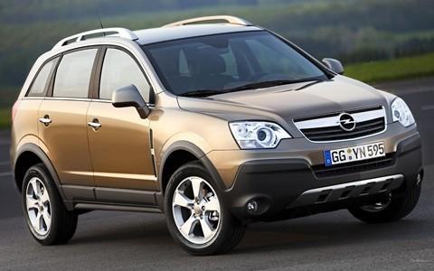 Opel Antara 2014 2